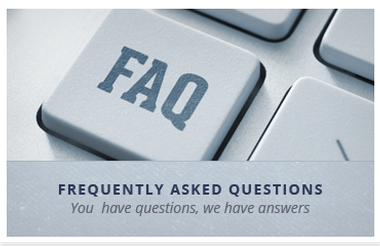 FAQ's graphic link